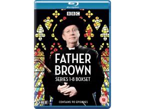 Father Brown Series 1-8 Blu-Ray