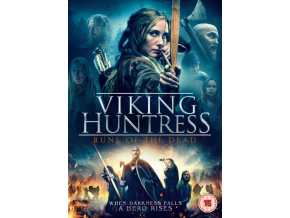 Viking Huntress: Rune of the Dead (DVD)