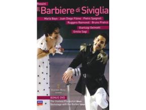 Rossini: The Barber Of Seville (Music DVD)