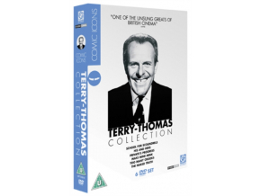 Terry-Thomas Collection: Comic Icons (1960) (DVD)