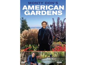 Monty Don's American Gardens (DVD)