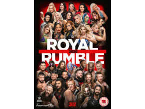 WWE: Royal Rumble 2020 (DVD)