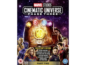 Marvel Studios Cinematic Universe: Phase Three - Part Two [Blu-ray] [2019] [Region Free]