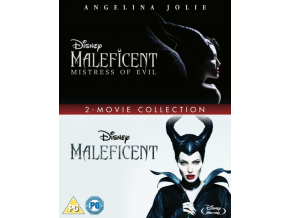 Maleficent Doublepack Blu-ray [2019] [Region Free]