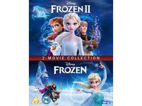 Frozen Doublepack Blu-ray [2019] [Region Free]