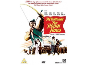 A Challenge For Robin Hood (DVD)