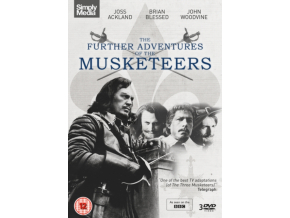 The Further Adventures of the Musketeers (1967) (DVD)
