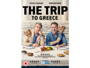 The Trip To Greece (2020) (DVD)