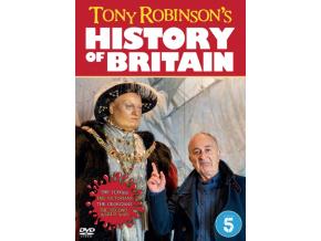 Tony Robinson's History of Britain (DVD)