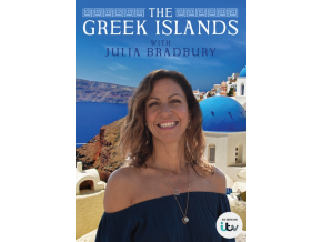 The Greek Islands with Julia Bradbury (DVD)