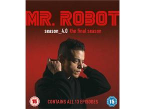 Mr Robot Season 4 (Blu-ray)