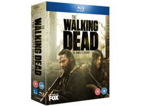 The Walking Dead Seasons 1-5 Boxset (Blu-ray)