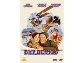 Sky Devils (1932) (DVD)