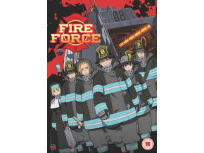 Fire Force: Season One Part One (Episodes 1-12) - DVD