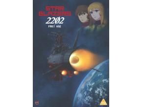 Star Blazers Space Battleship Yamato 2202: Part One - DVD