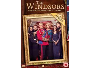 The Windsors: Series 1-3 (plus Xmas & Wedding) (DVD)