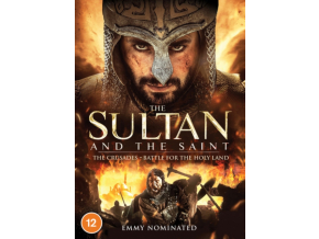 The Sultan and the Saint: The Crusades – Battle for the Holy Land (DVD)