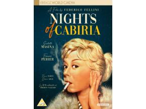 Nights Of Cabiria (DVD)
