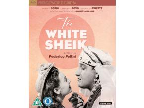 The White Sheik (Blu-Ray)