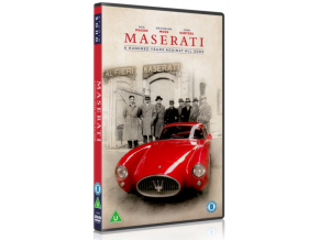 Maserati: One Hundred Years Against All Odds (DVD)