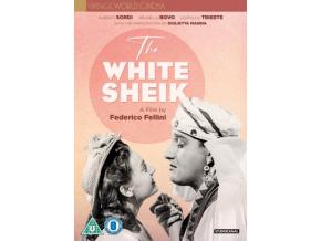 The White Sheik (DVD)