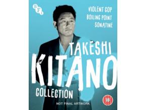 Takeshi Kitano Collection [Blu-ray]