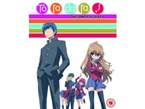Toradora Collection BLU RAY Collectors Edition [Blu-ray]