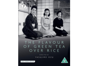 Flavour of Green Tea Over Rice [Dual Format Edition] (DVD)