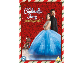 Cinderella Story: A Christmas Wish [DVD] [2019]