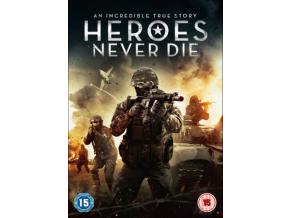 Heroes Never Die (DVD)