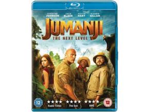 Jumanji: The Next Level [Blu-ray] [2019]