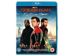 Spider-Man: Far From Home [Blu-ray] [2019]