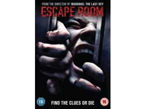 Escape Room (2019) [DVD]
