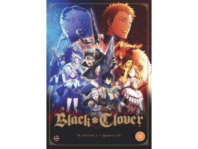 Black Clover: Complete Season One - DVD