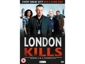London Kills: Series 1-2 (DVD)