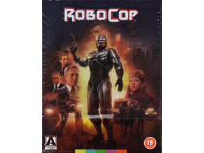 robocop limited edition blu ray