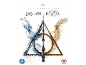 Wizarding World 10 Film Collection [Blu-ray] [2020]