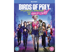 Birds of Prey (and the Fantabulous Emancipation of One Harley Quinn) [Blu-ray] [2020]