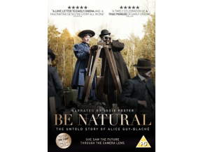 Be Natural: the Untold Story of Alice Guy-Blaché [DVD] [2019]