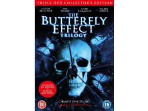 The Butterfly Effect Trilogy (Collector's Edition) [DVD]