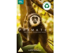 Primates [DVD] [2020]