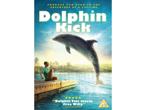 Dolphin Kick [DVD] [2019]