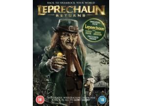 Leprechaun + Leprechaun Returns [DVD]