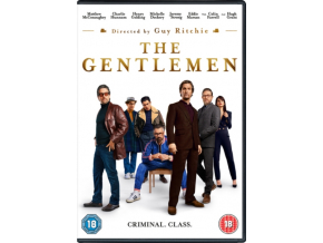 The Gentlemen [DVD] [2020]