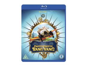 Chitty Chitty Bang Bang 50th Anniversary  [Blu-ray]