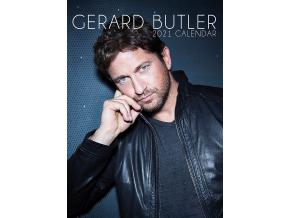 gerard butler kalendář 2021 a3