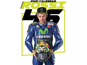 valentino rossi kalendář 2021 a3
