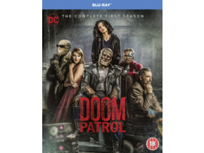 Doom Patrol: Season 1 [Blu-ray] [2019]