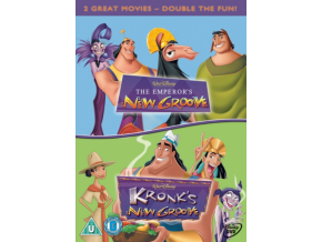 Disney - Kronks New Groove / The Emperors New Groove (Animated) (Two Discs) (DVD)