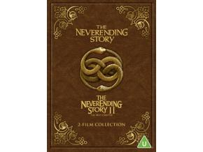 The Neverending Story 1 & 2 [DVD] [1990]